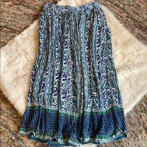 ORVIS longhippie skirt